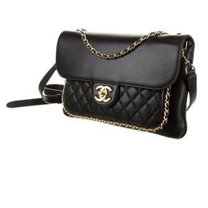 Chanel 2017 Unchained Flap Bag